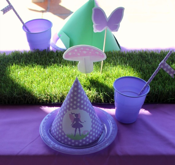 Fairy Party, Fairy Party Table, Fairy Party Ideas, Fairy Party Hat, Kids Party ideas, girls Parties, 3rd birthday