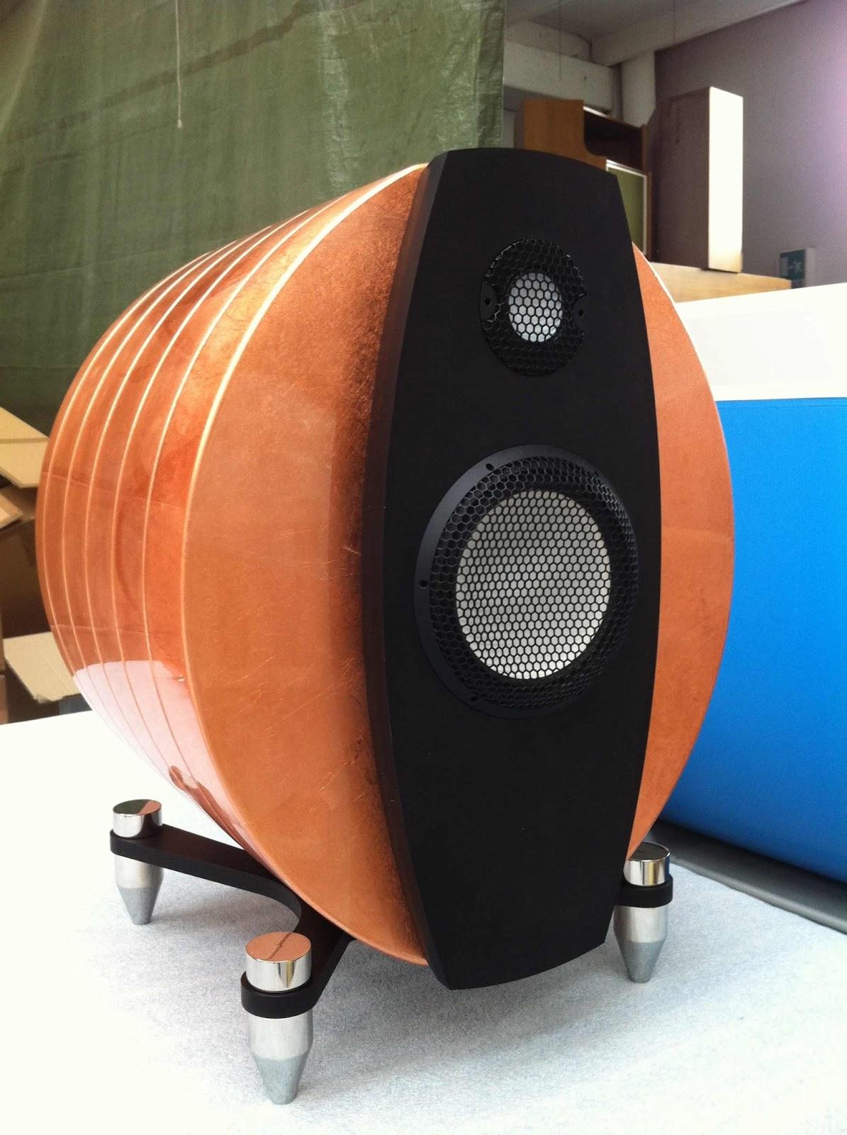 Mono And Stereo High End Audio Magazine Emmespeakers Da
