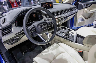 Audi Q7 Instrumentation