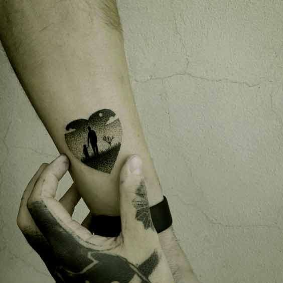 Cute Rip Tattoo Designs