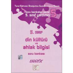 Karekök 5.Sınıf Din Kültürü ve Ahlak Bilgisi Soru Bankası