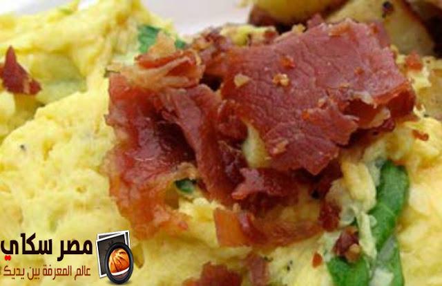 طريقة تحضير البيض ب 6 طرق مختلفة  Prepare eggs