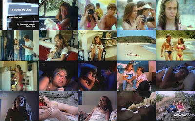 Девушка со стороны / A Menina do Lado. 1987.
