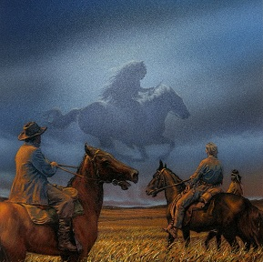 A Llano Estacado szelleme