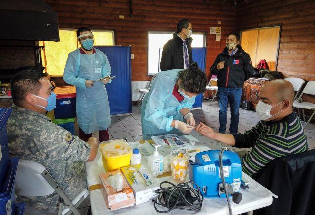 Fuerzas Armadas y de Orden realizarán donación semanal de sangre