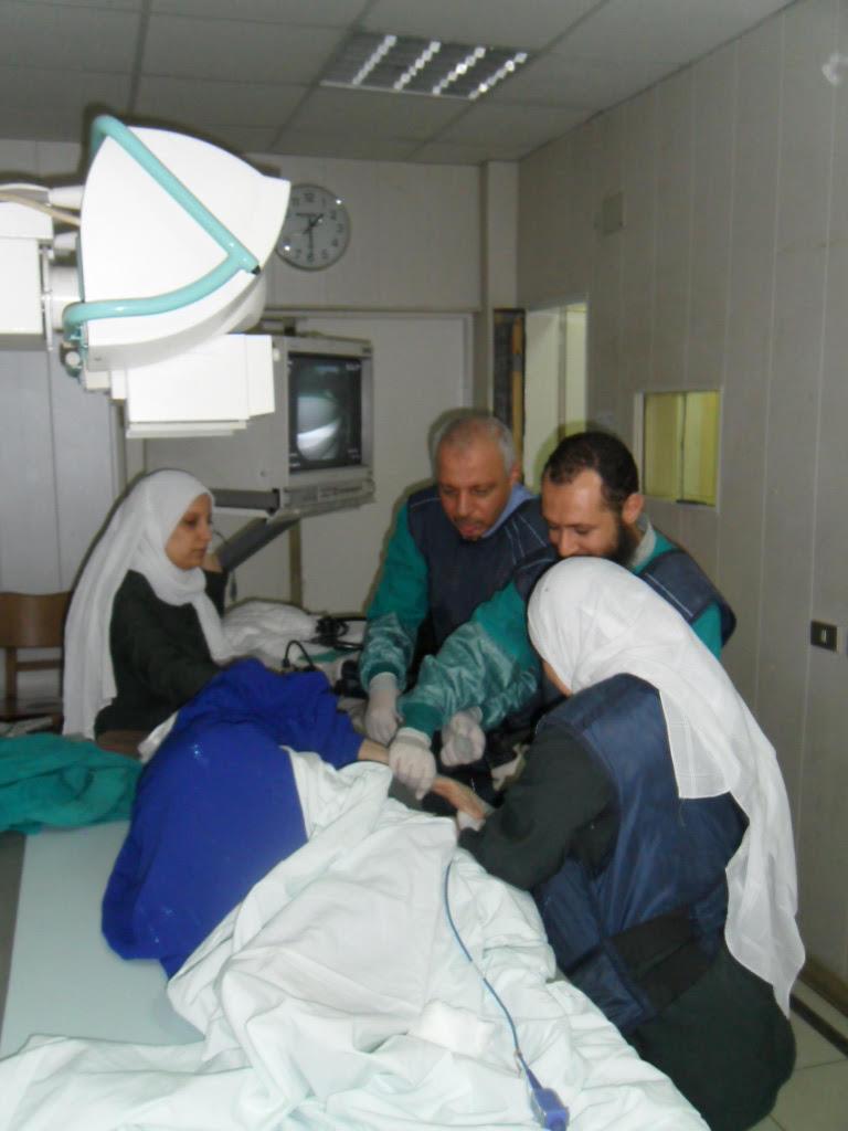 Endoscopy Department: TBRI Training: Hepato-Gastroenterology Department
