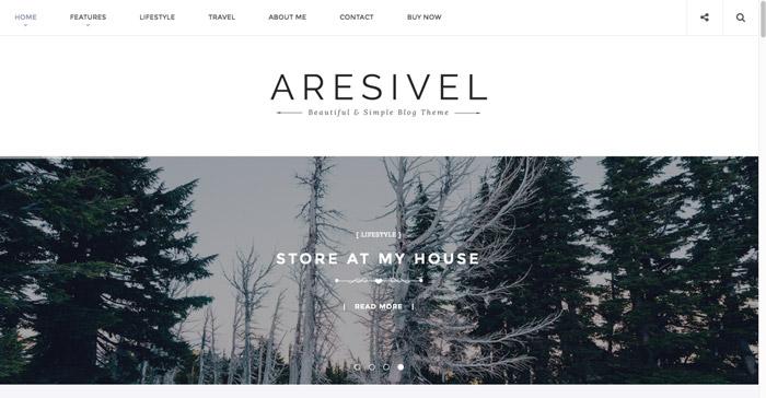 Aresivel Theme