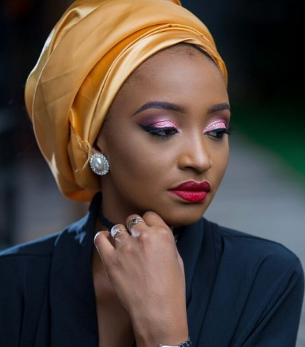 rahama sadau hollywood invitation