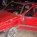 Acidente deixa 5 feridos próximo a Quixabeira