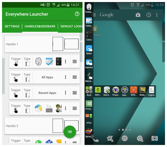 Everywhere Launcher Pro Apk download