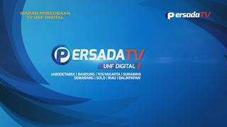 Frekuensi siaran Persada TV di satelit Palapa D Terbaru