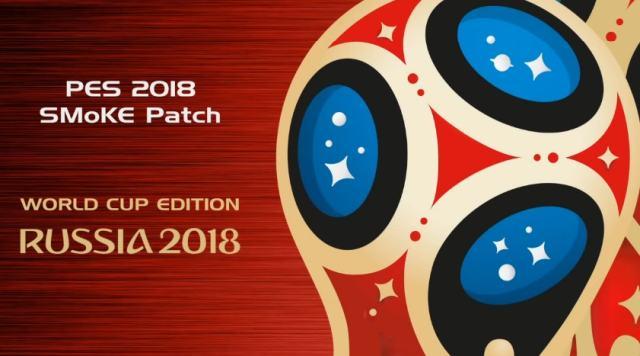 Update Patch PES 2018 dari SMoKE Patch X22