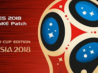 Update Patch PES 2018 dari SMoKE Patch X22
