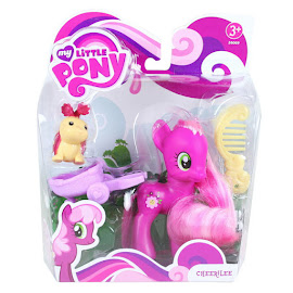 MLP Single Wave 2 Cheerilee Brushable Pony