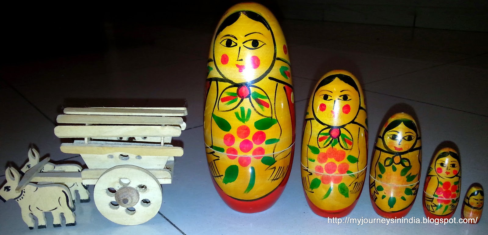 Channapatna Wooden Toys