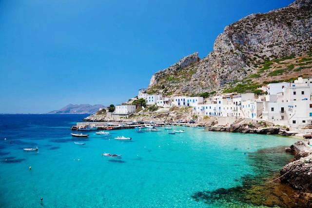 aluguel de carro na Sicília na Itália