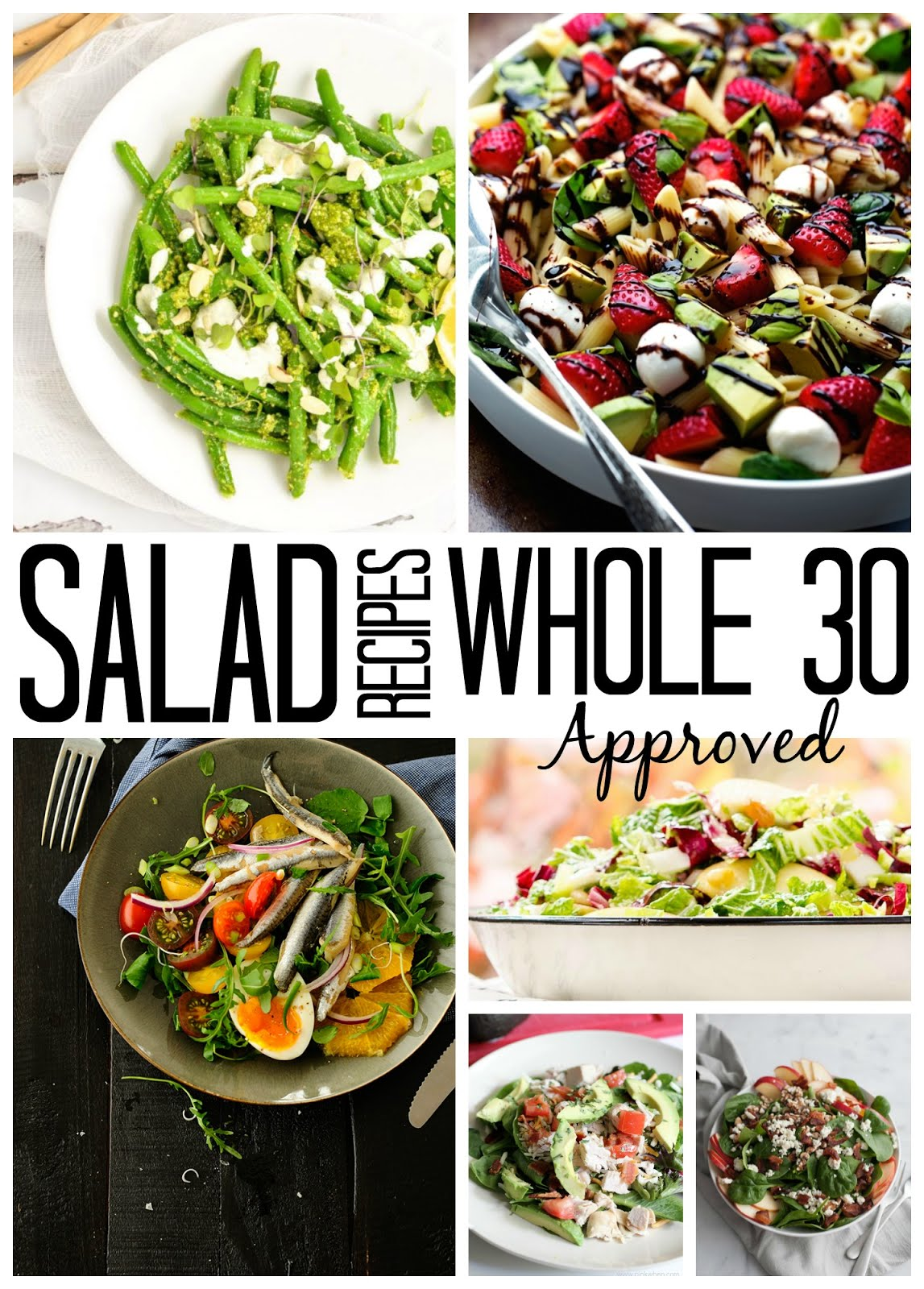 Whole 30 Approved Salad Recipes
