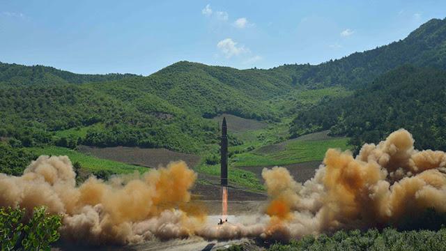 Corea del Norte realiza un nuevo lanzamiento de misil a aguas territoriales de Japón
