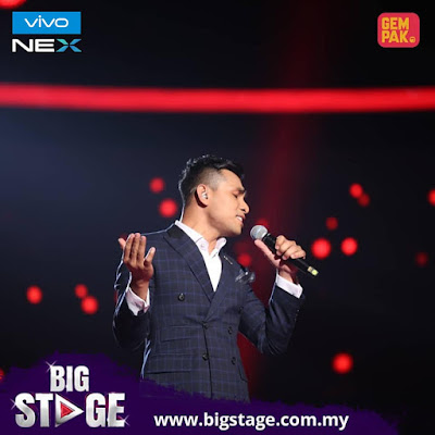 Live Streaming Big Stage Minggu 3