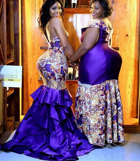 Bootylicious mum and daughter go viral