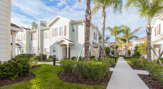 Condomínio de casas Lucaya em Orlando