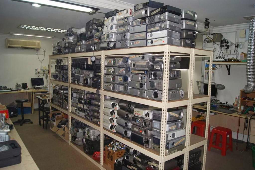 Sửa máy chiếu Tây Ninh