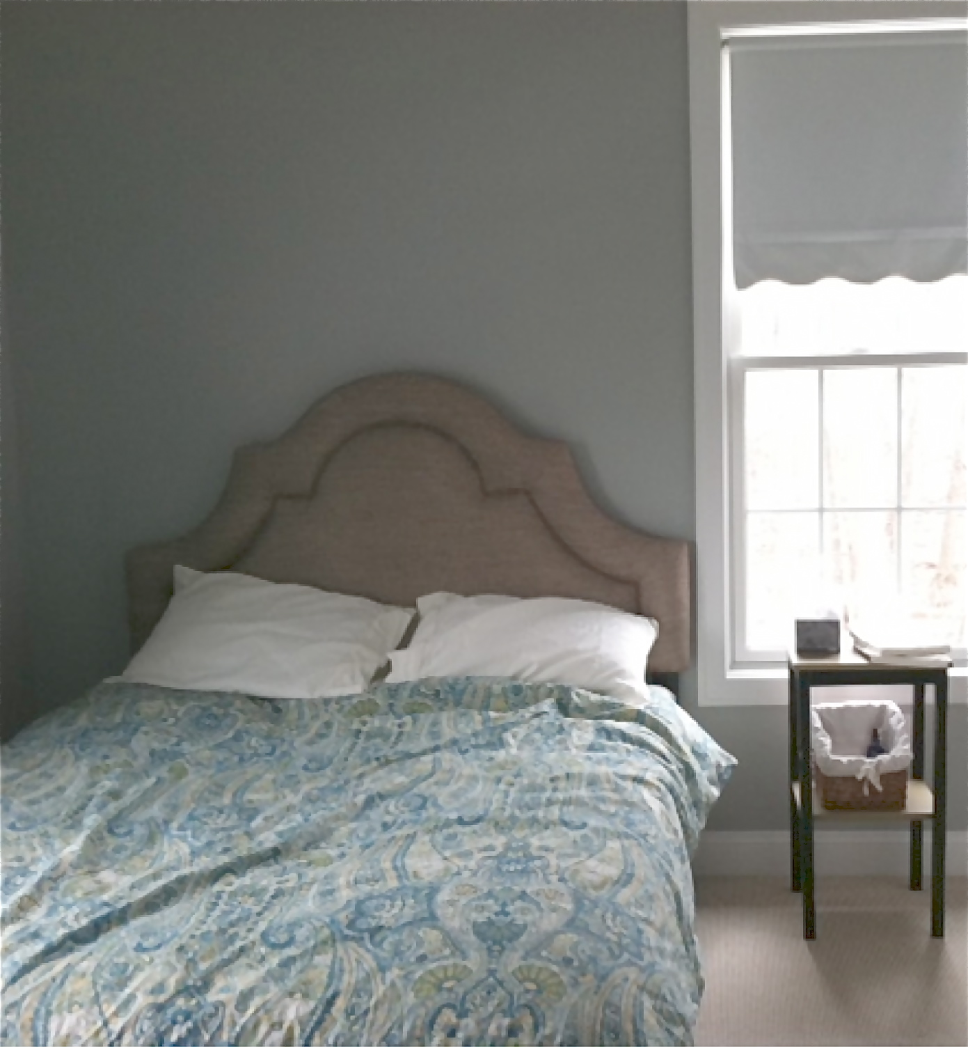 Bedroom Makeover: The Yellow Cape Cod: Bedroom Makeover~Before/After