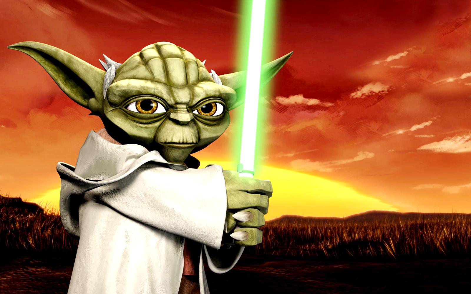 Master Yoda Star Wars HD Wallpapers | Desktop Wallpapers