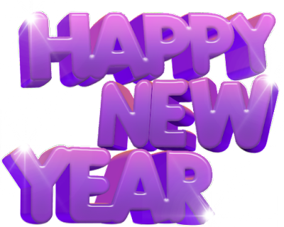 Happy New Year 2017 Transparent PNG Pictures