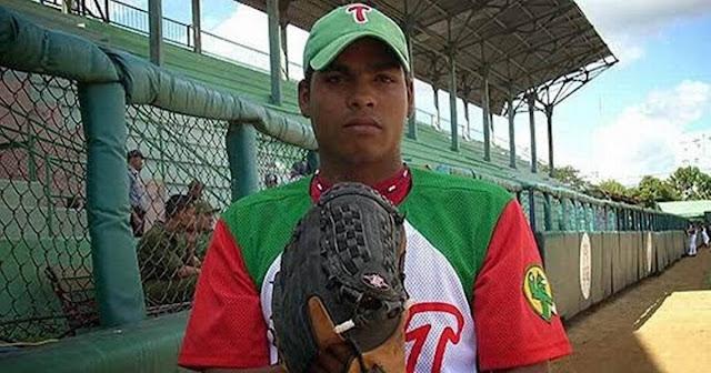 Allegados, familiares y la abogada del pitcher cubano Carlos Juan Viera Álvarez lo buscaban este fin de semana en Santo Domingo, sin dar con su paradero