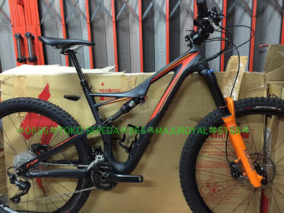Specialized Stumpjumper Fsr Comp Carbon 27.5 inch 650B