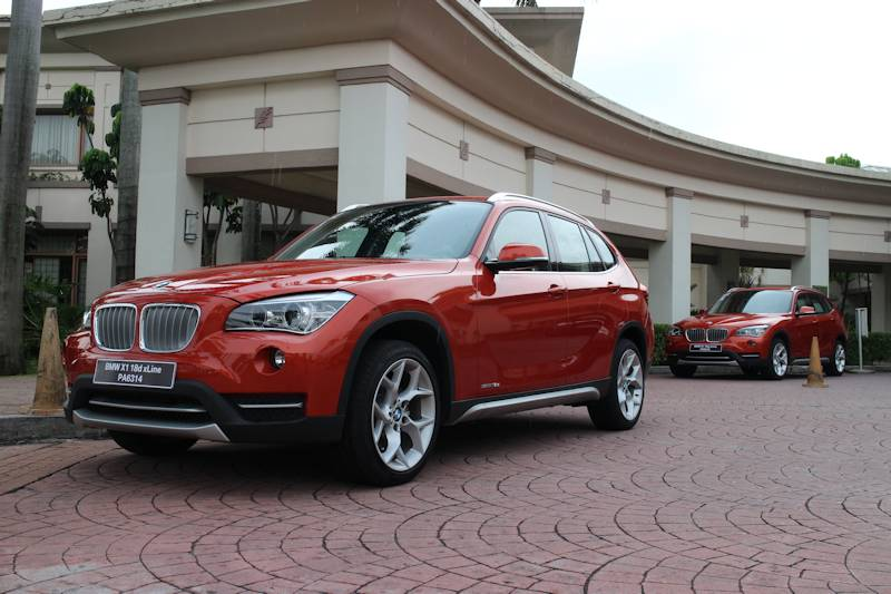 a play date with the 2013 bmw x1 philippine car news. Black Bedroom Furniture Sets. Home Design Ideas