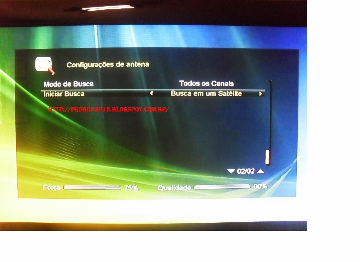 TUTORIAL COMO ATIVAR O IKS NO AZAMÉRICA S1001 e S1005 12/01/2014