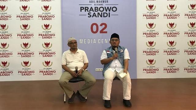 Persoalkan DPT, Dahnil Anzar: Pilpres 2019 Prabowo-Sandi Vs Kecurangan