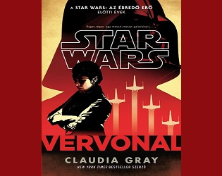 Claudia Gray Vérvonal Star Wars regény