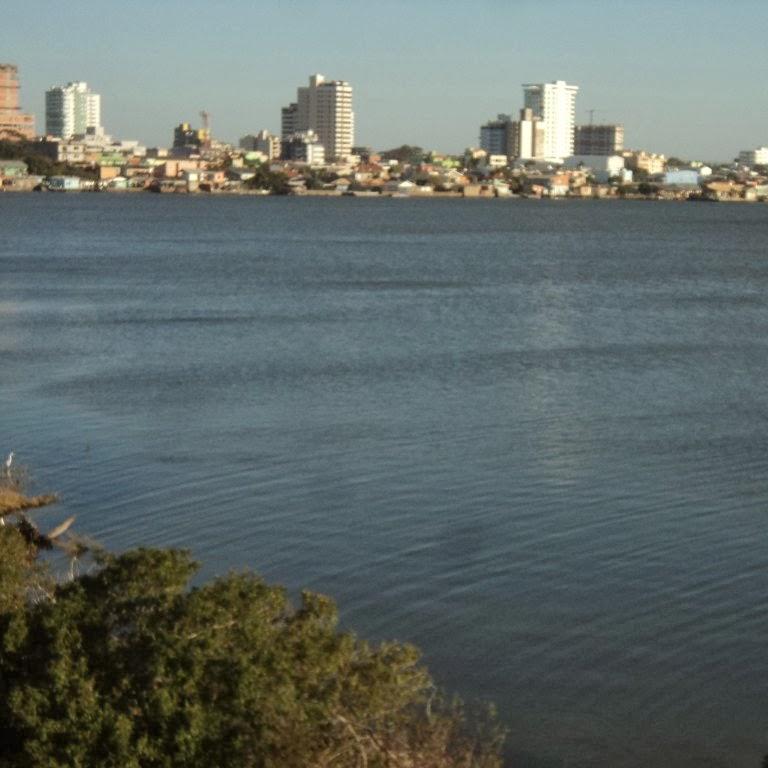 Rio Tramandaí e Cidade de Tramandaí