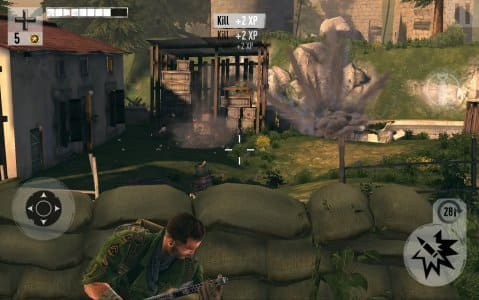 لعبة Brothers in Arms3 مهكرة