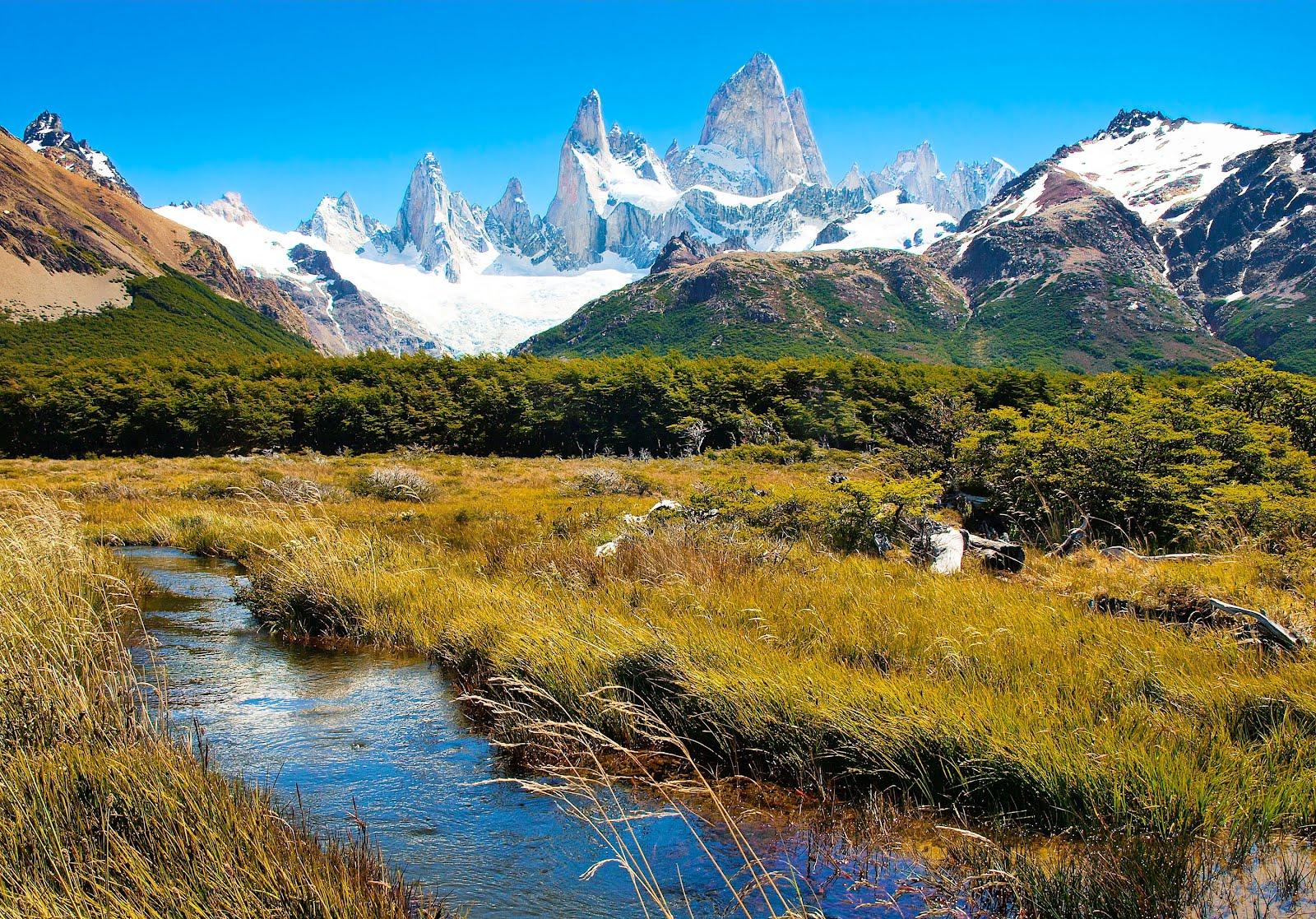 Montañas Nevadas En La Patagonia: August 2012 ~ Banco De Imagenes Gratuitas