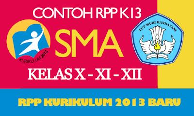 RPP Bahasa Indonesia Kelas XI Kurikulum 2013 Revisi 2016 (SMA, SMK)
