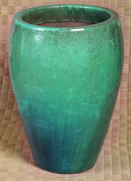 outdoor ceramic pot Vietnam tall glazed outdoor ceramic pots