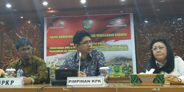 KPK sebut korupsi terkait pengawasan lemahkan fungsi krusial DPRD