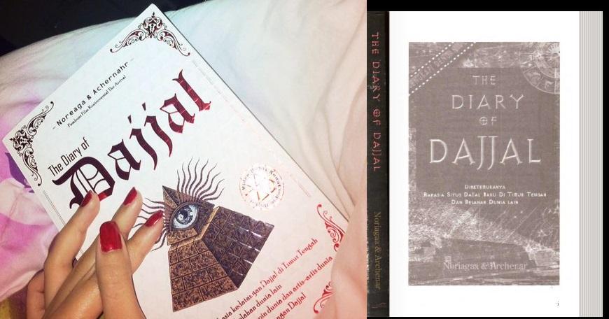 Download Buku The Diary of Dajjal