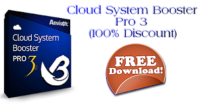 δωρεάν Cloud System Booster Pro 3, Anvisoft