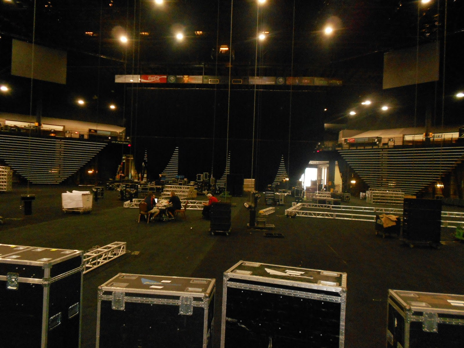 Grand Garden Arena - MGM
