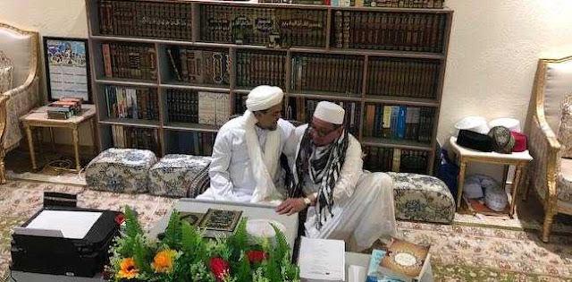 Pertemuan Salim Segaf Dan Habib Rizieq Luruskan Saf Suara Islam