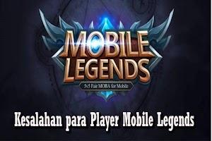 Hindari 6 Kesalahan Bermain Mobile Legends Agar Kamu bisa Cepat Mythic
