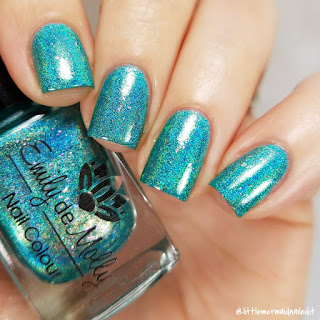 Emily De Molly Everlasting Gaze Swatches and Review