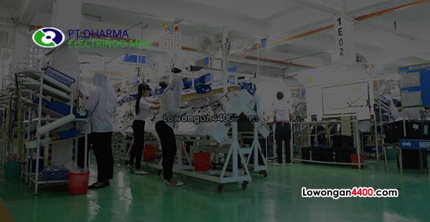 Lowongan Kerja PT. Dharma Electrindo Manufacturing (PT. DEM) Jababeka