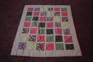 Featured Post: Window Pane Quilt
