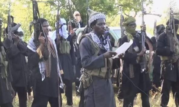 boko haram military base